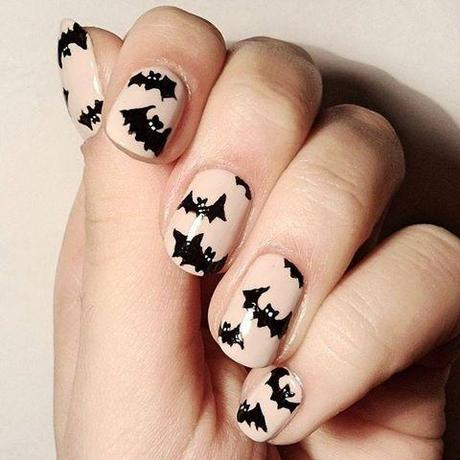 We've gone batty for this festive Halloween look! Do it yourself with