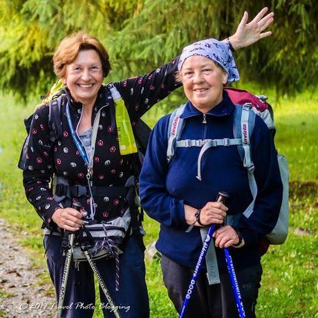 Camino Portraits: Slava & Irena