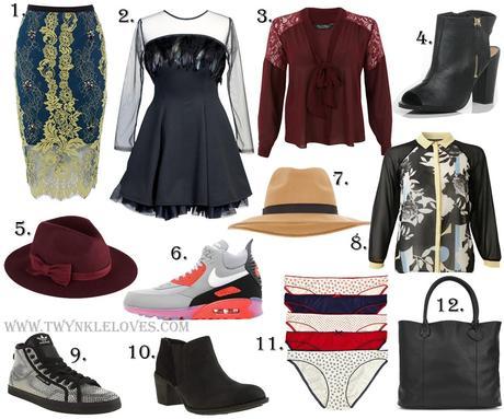 Shopping Picks Of The Week: ft. A Little Black Dress, Fedora Hats & Casual Footwear