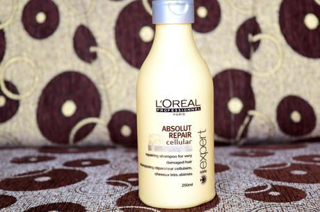 Loreal Professionnel Absolut Repair Cellular Shampoo