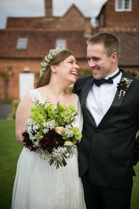 Relaxed wedding photography by Martin Cartwright.