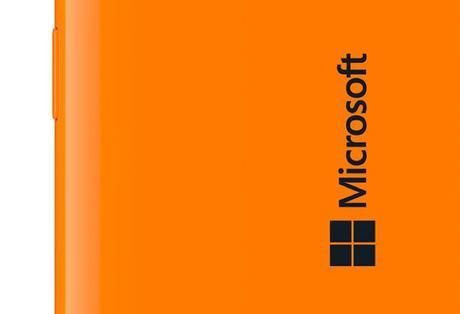 New Lumia Branding