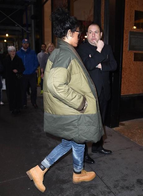 Rihanna Spotting