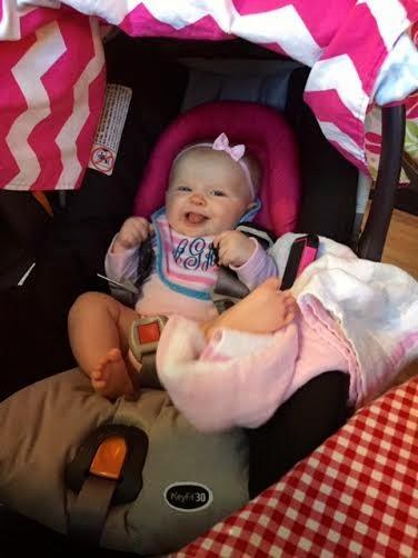 Annabelle 3 Month Update