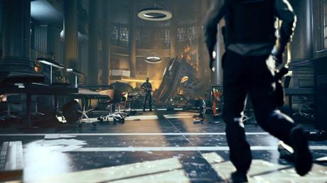 Watch new gorgeous gameplay footage from Xbox One exclusive Quantum Break