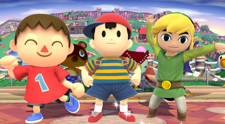 Smash Bros. for Wii U introduces eight player brawls to the series