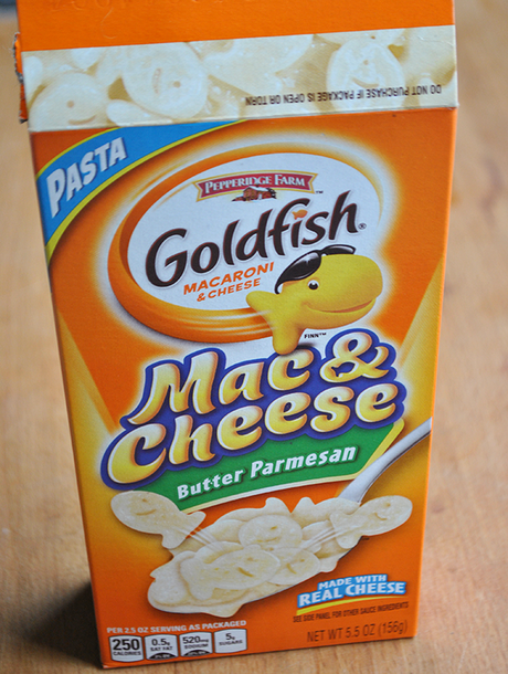 Pepperidge Farm Goldfish Mac and Cheese Review
