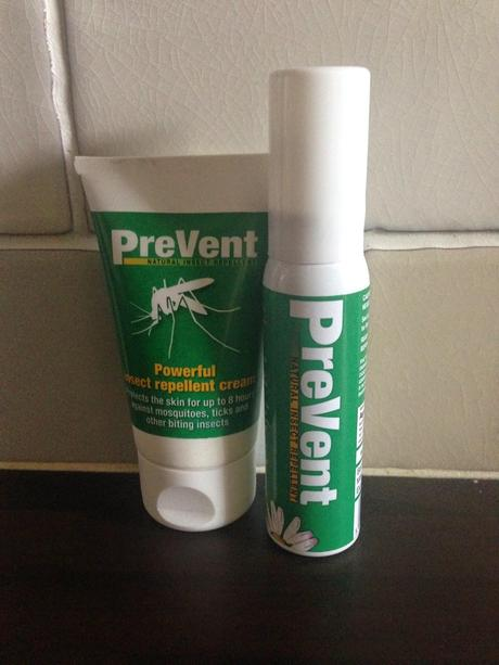 PreVent a natural insect repellent