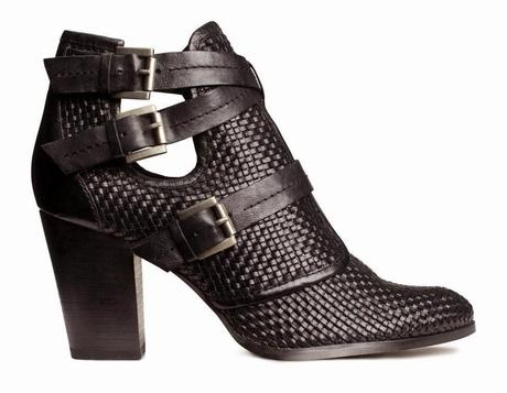 Shoe of the Day | H&M Leather Ankle Boot