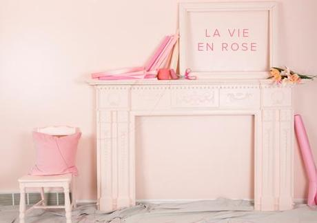Finding the perfect pink with Valspar