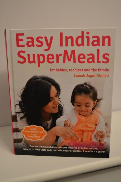 Indian Supermeals by Zainab Jagot Ahmed
