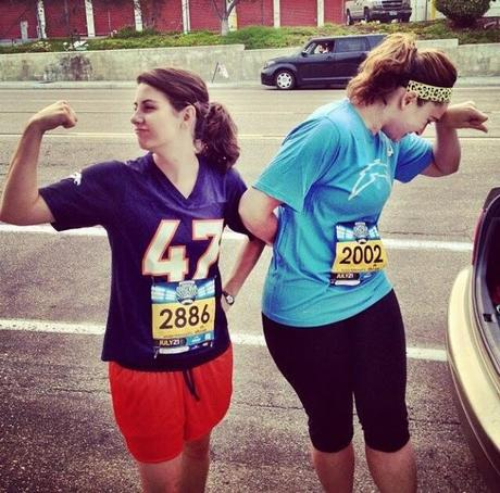 The Girl Who Hated Running