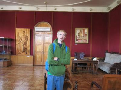 Stalin's lounge