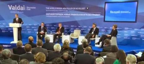 Putin Unloads On 'New World Order'! New Rules Or No Rules?