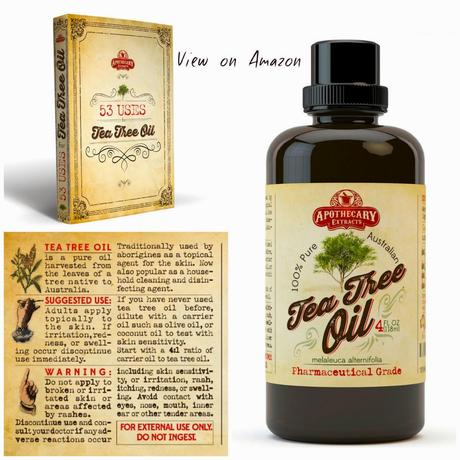 Apothecary Extracts 100% Pure Australian Tea Tree Oil Review