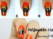 SpaRitual Halloween Nail Look