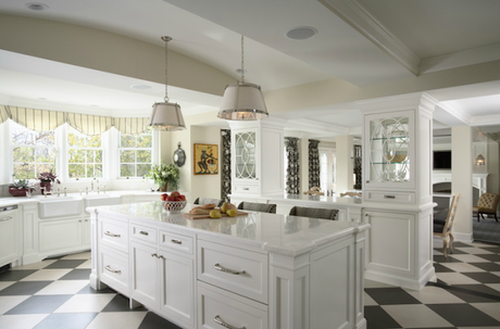 The Perfect White Paint ((Benjamin Moore Cloud White) and One To Absolutely Avoid