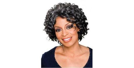 Black Short Hairstyles Women Over 50