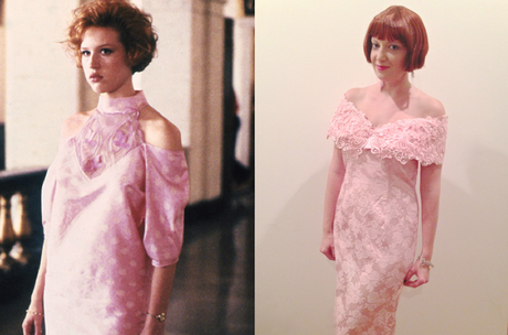 Halloween Costume: Pretty In Pink - Paperblog