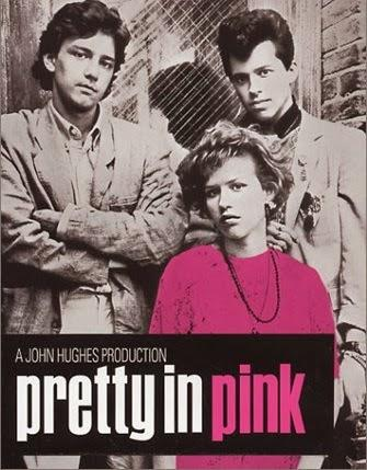 Halloween Costume: Pretty In Pink