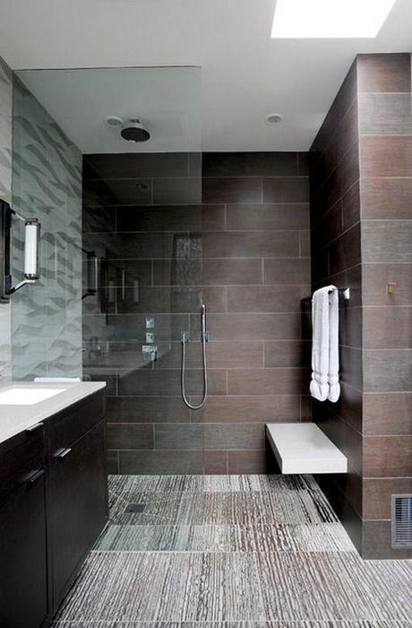 bathroom designs photo gallery | ... Elegant Wall Tiles in Modern Bathroom Ideas - Home Design Ideas - 3780