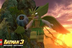 LEGO Batman 3 Hawk Girl
