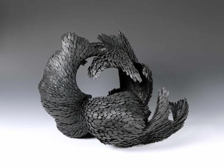 London's British Museum - Japanese metalworker - Junko Mori