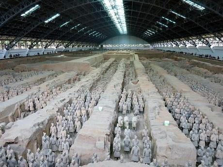 Terracotta Army China