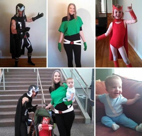 Halloween costumes - Marvel Superheroes