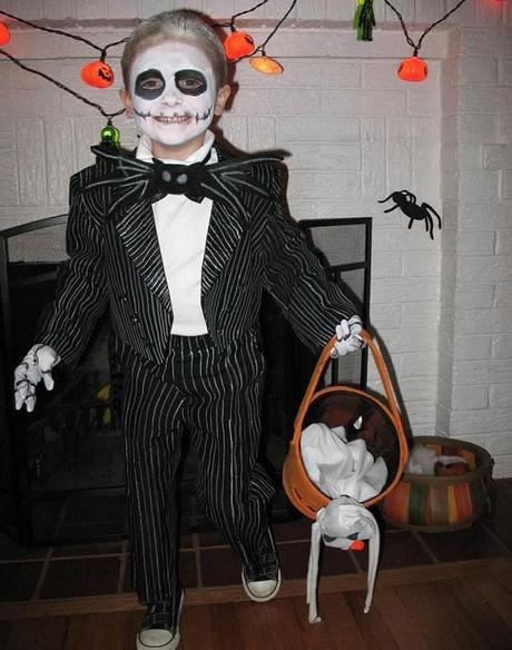 Halloween costumes - Jack Skellington - Nightmare Before Christmas