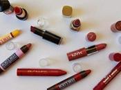 Cruelty Free Lipsticks Fall Under Swatches