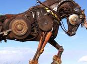 Incredible Scrap Metal Sculptures John Lopez