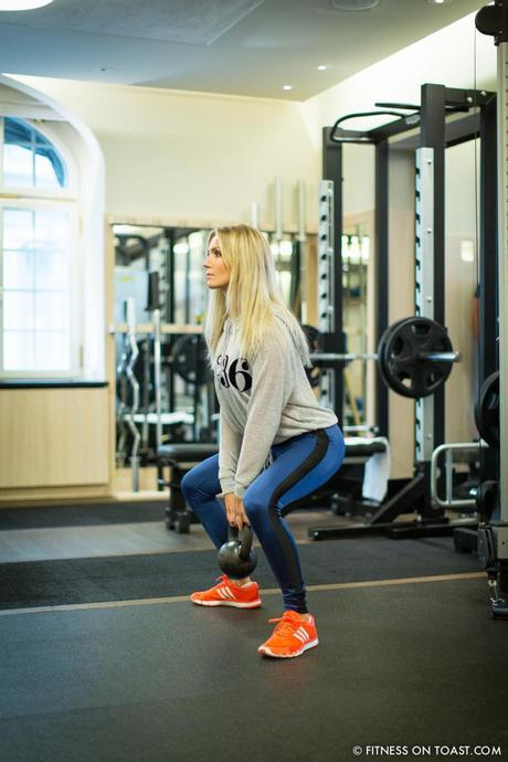 Fitness On Toast Faya Stockholm Grand Sweden Hotel Luxury Travel Active Escape Healthy Travelling Workout Gym Onzie Adidas Yoga Blog Girl Fashion Training-5