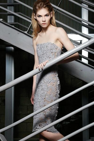 First Look: Caroline Seikaly A/W 2014 Collection