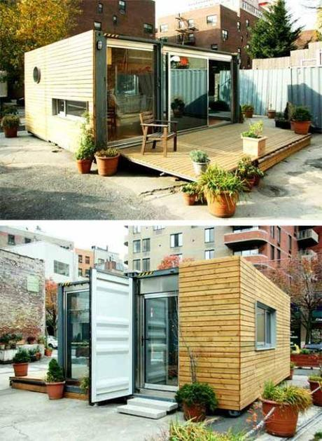 Design inspiration amazing shipping container homes paperblog - Amazing shipping container homes ...