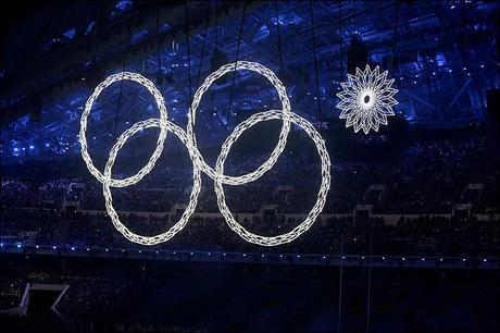 2014 Winter Olympic Opening Ceremony - Sochi