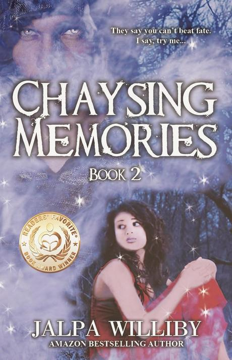 Author Interview: Jalpa Williby: Debut Chaysing Dreams, then Chaysing Memories and now Chaysing Destiny