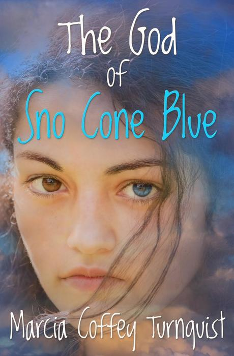 Author Interview: Marcia Coffey Turnquist: The God of Sno Cone Blue