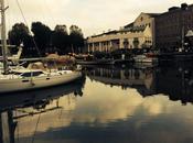 Giant Hippo Katherine's Dock, London