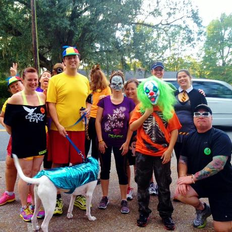 The Ghoul Gathering: a DIY Halloween Race