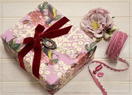 Gift wrapping ideas- MiaFleur