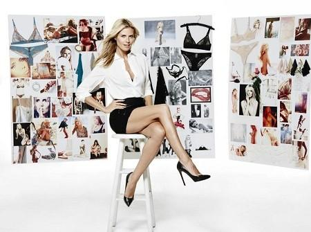 Bendon announces Heidi Klum as the face and creative director of Its flagship Intimates collection
