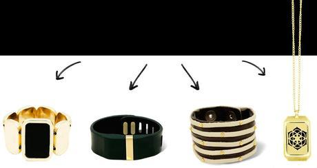 Track your activity & stay safe while walking at night with these bracelets