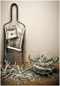 Shredded money 210x300 Business Management 101: How Much Are You Losing To Shrinkage?