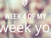 Week 6-week Yoga Project