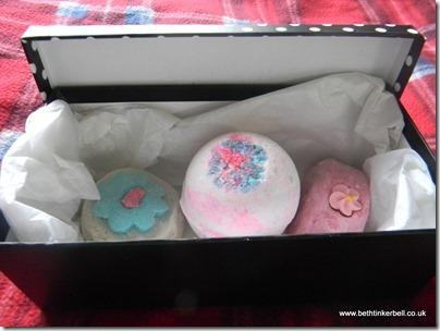 Creating Your Own Lush Gift Set