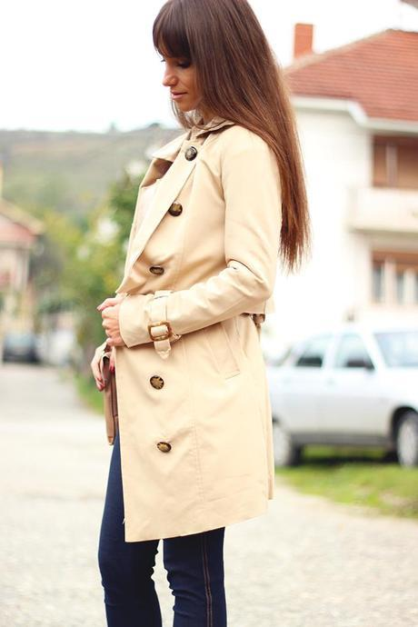 The Trench Coat Series: Long Trench