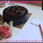 SWEE HENG 1989 CLASSIC FRESHLY BAKED LOVE TO YOUR MOTHER FACEBOOK CONTEST
