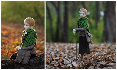 Cosy Ball Joined Dolls Photos by Mari