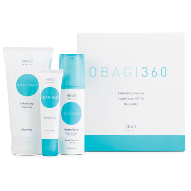 Skin Care With the Obagi360 System
